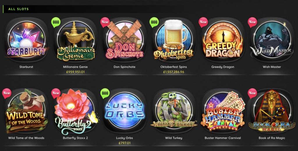 play casino 888 uk online slots games
