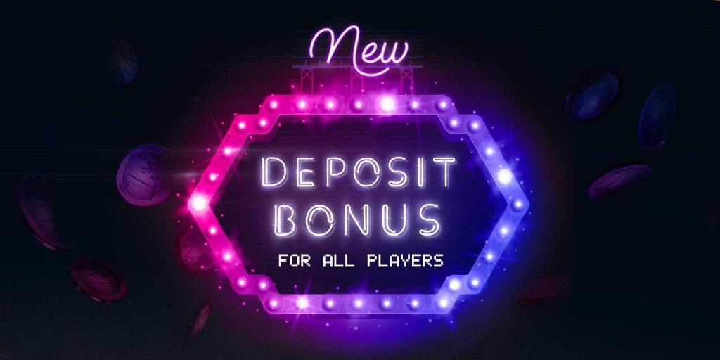 No deposit bonuses and bonuses for a deposit in online casino